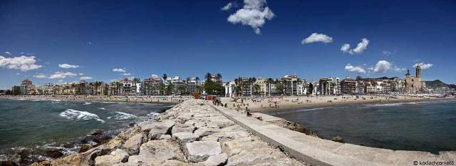 Costa de Garraf Beaches