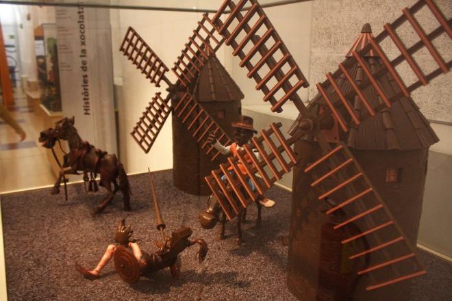 Chocolate Museum - Museu de la Xocolata.