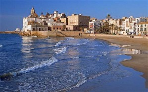 Sitges - a Catalonian pearl