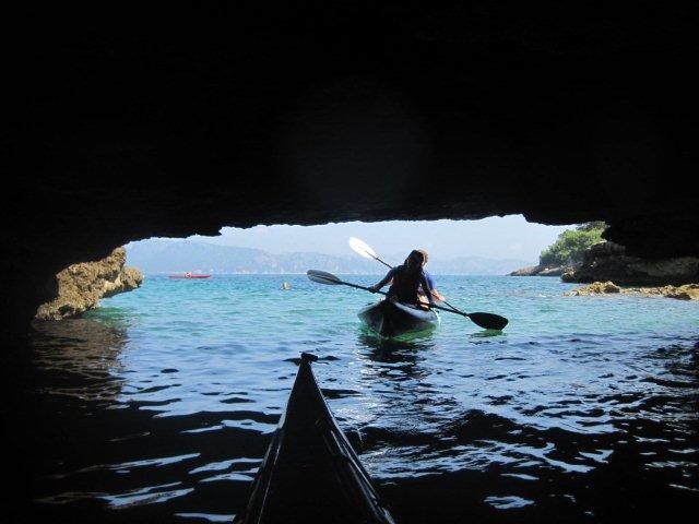 Sea kayak and Snorkel in Balearic Islands by PaddleinSpain.com
