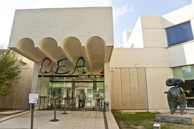 Barcelona Miro museum