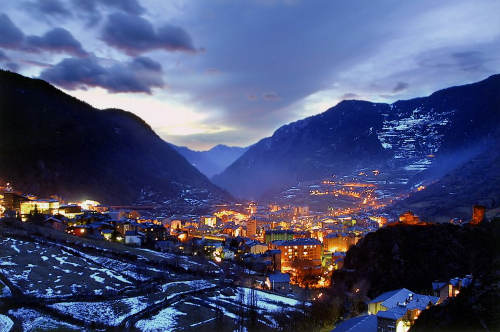 andorra night