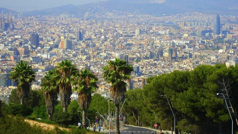 Green city destination Barcelona