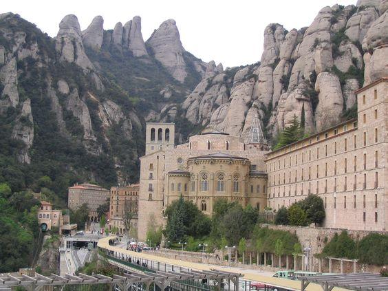 Barcelona Montserrat Hiking Trails