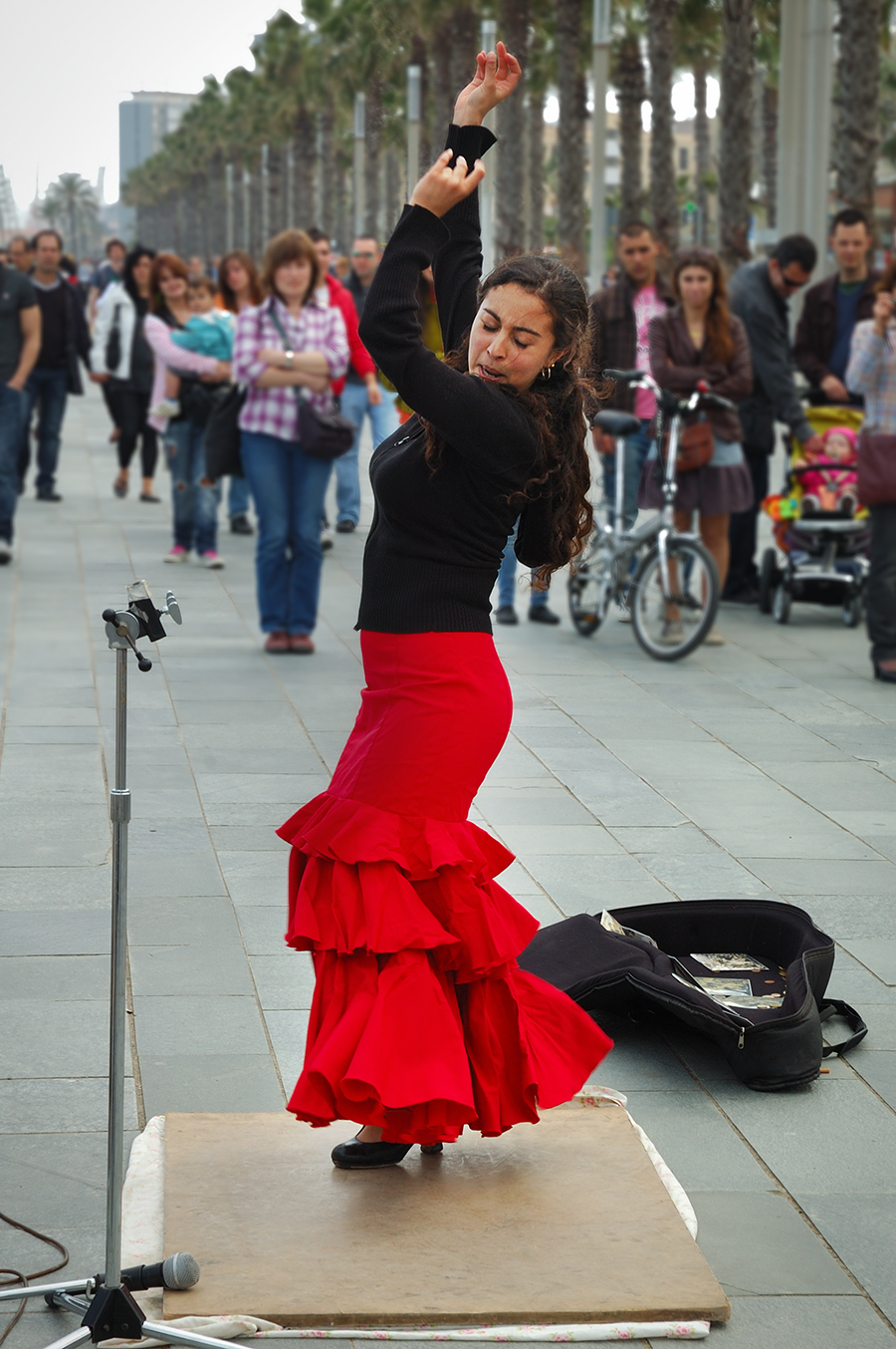 flamenco-street-performer