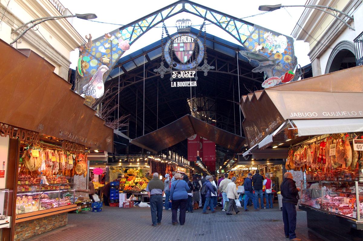 la-boqueria-market-enterance
