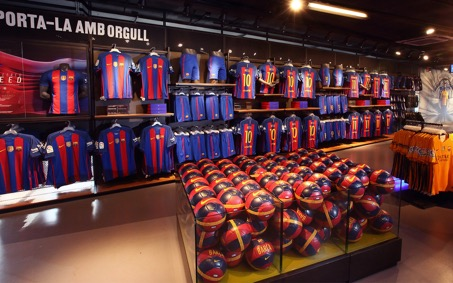 Camp Nou Behind The Scenes Barcelona With Family