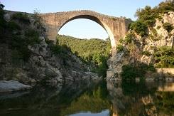 Llierca Bridge - Tortellà