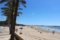 Vilanova y Geltru Beach - Beth Hotel